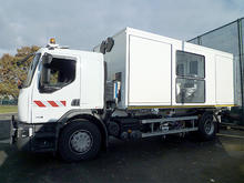 Camion 19T multifonctions